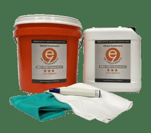 2G Field Kit with 5L Pro Performance Metal Treatment