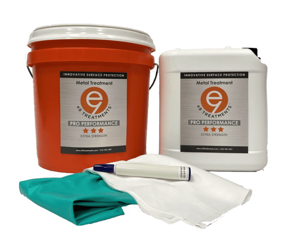 e9 Field Treatment Kits