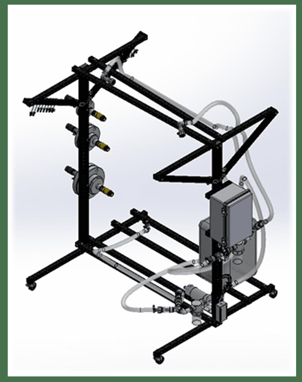 e9 Flush Treatment Apparatus